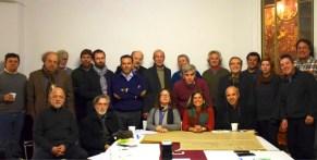 Ana Sugranyes. Colegio de Arquitectos Chile. Comité de Hábitat- Primera reunión del Proceso Constituyente. 2016
