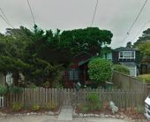Emily Williams, casa en Alder st, Pacific Grove