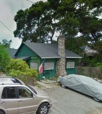Emily Williams, casa en Chesnut st. Pacific Grove