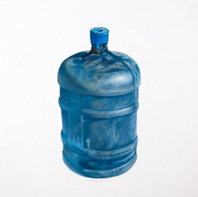 bidón de agua