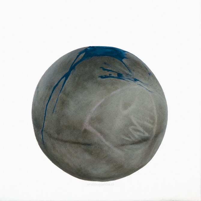 esfera de hormigón