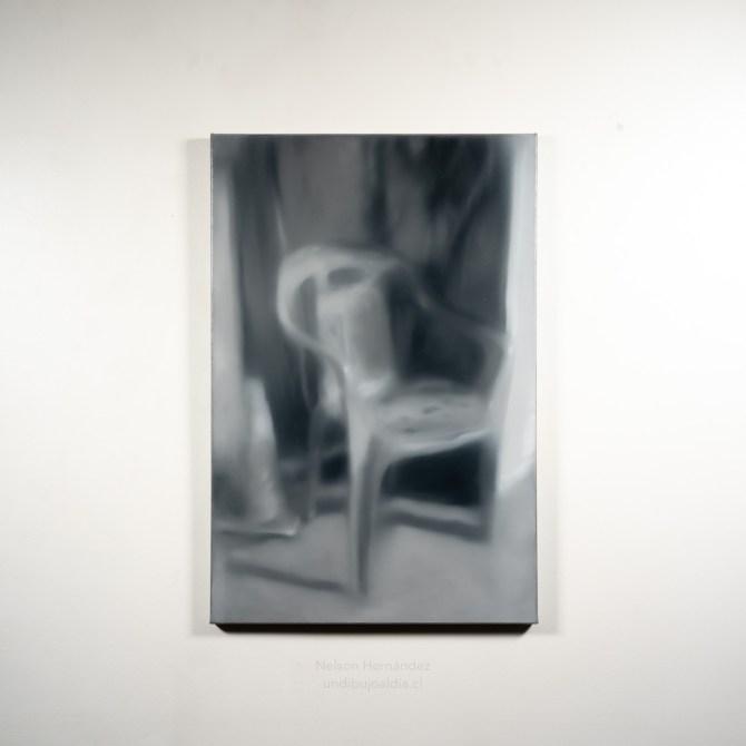 silla y cono