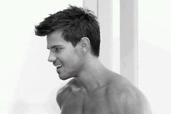 Taylor Lautner Cropped