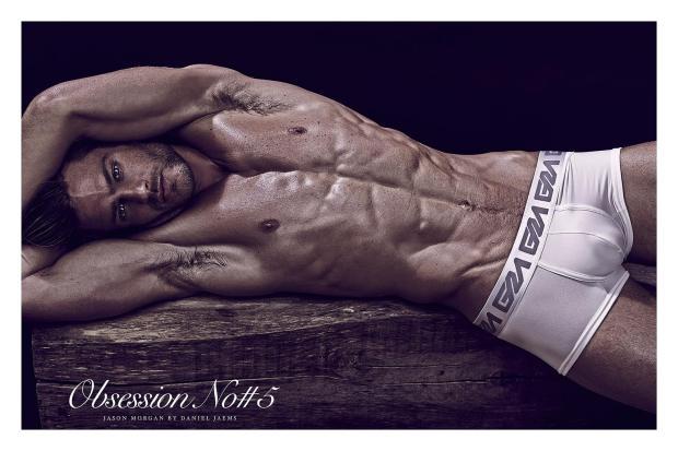 Jason Morgan shot by Daniel Jaems for Garcon Model 1