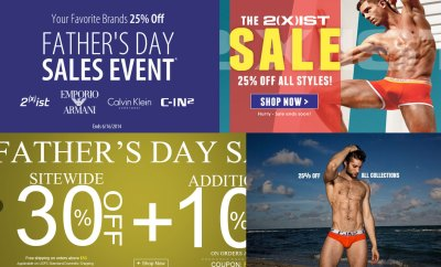 Father's Day Sale 2014 Image