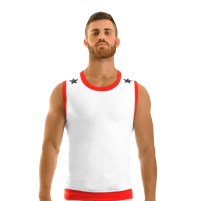 Modus Vivendi Sailor Sleeveless Red