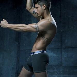 Model Cody Calafiore CIN2 Trunks Underwear