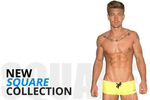 Cheap Undies New Square Swim Collection