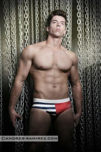 Abraham Arasa Nit Swim Brief