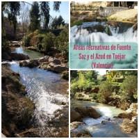 Áreas recreativas de Fuente Saz y el Azud (Tuéjar)