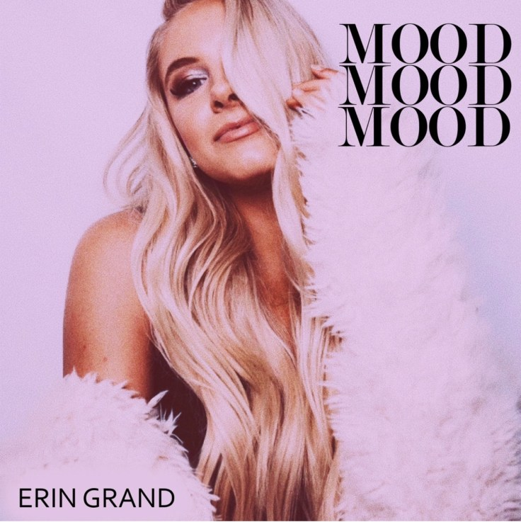 "Cover art of Erin Grand's latest single, ""Mood"""