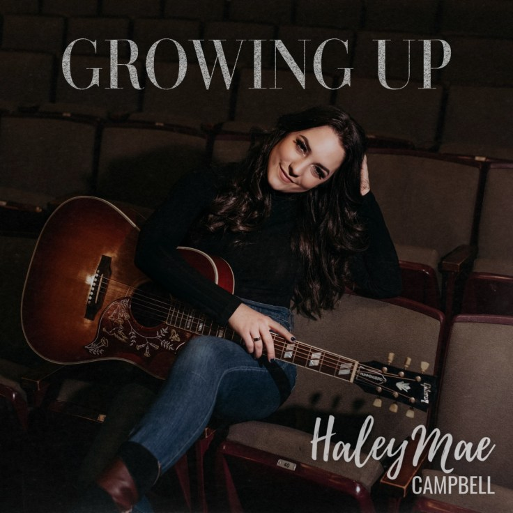 """Growing Up"" album cover"