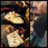 Chapters field trip blog