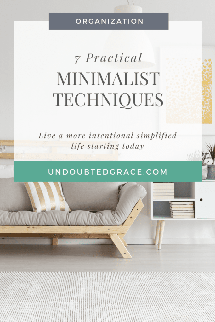 minimalist lifestyle tips, how to live simply