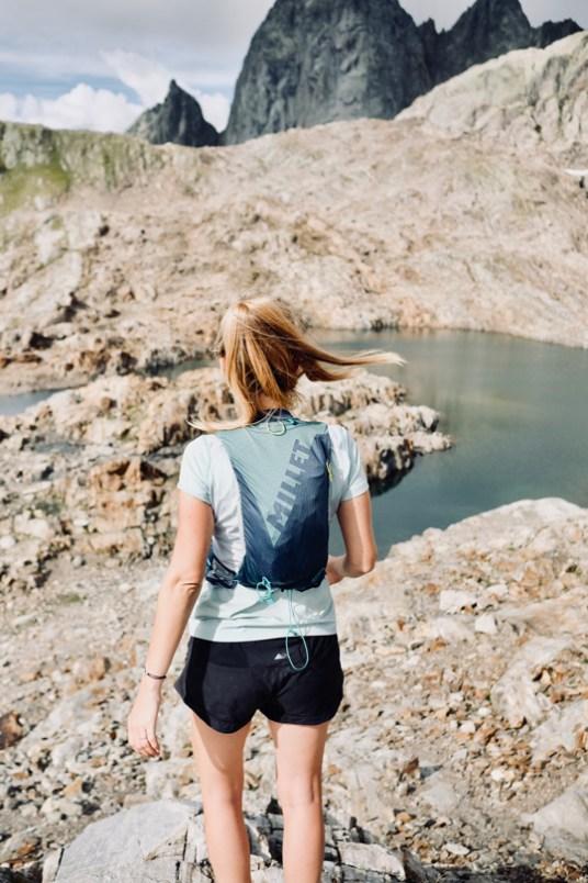 trail au lac cornu à chamonix