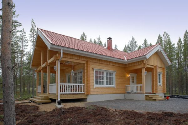 Les Tarifs De Construction Dune Maison En Bois En Kit