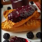 Gâteau De Semoule Au Caramel & Chocolat