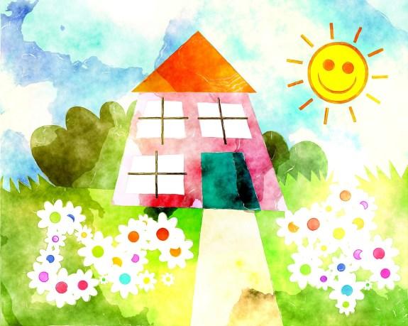maison du bonheur
