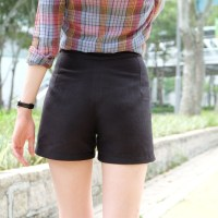 Esther shorts - Version noire