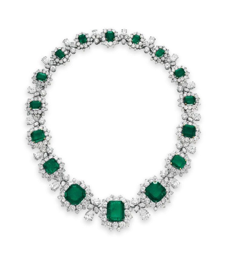 birthstone-may-emerald-diamond-bvlgari-Elizabeth-Taylors-pendant