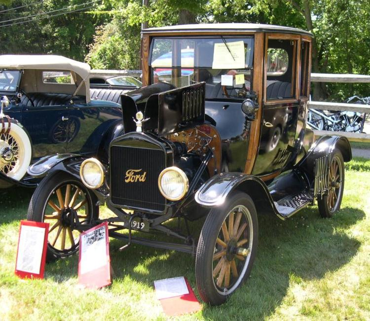 Ford T 1919