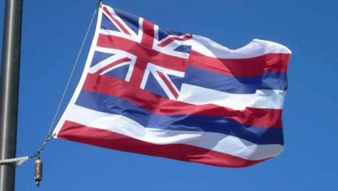 drapeau hawai