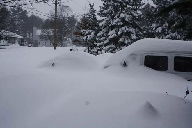tempete de neige