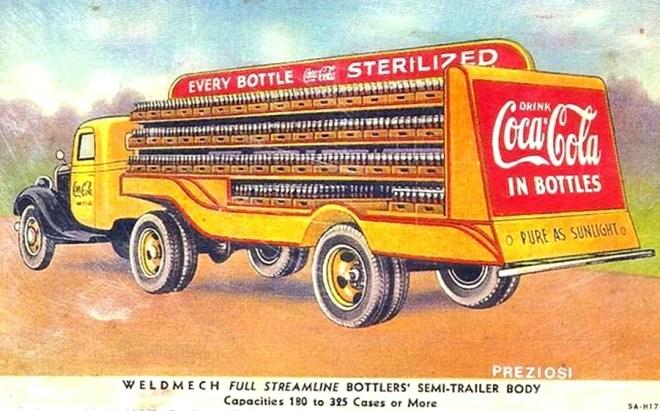 coca cola se lance en France le 18 février