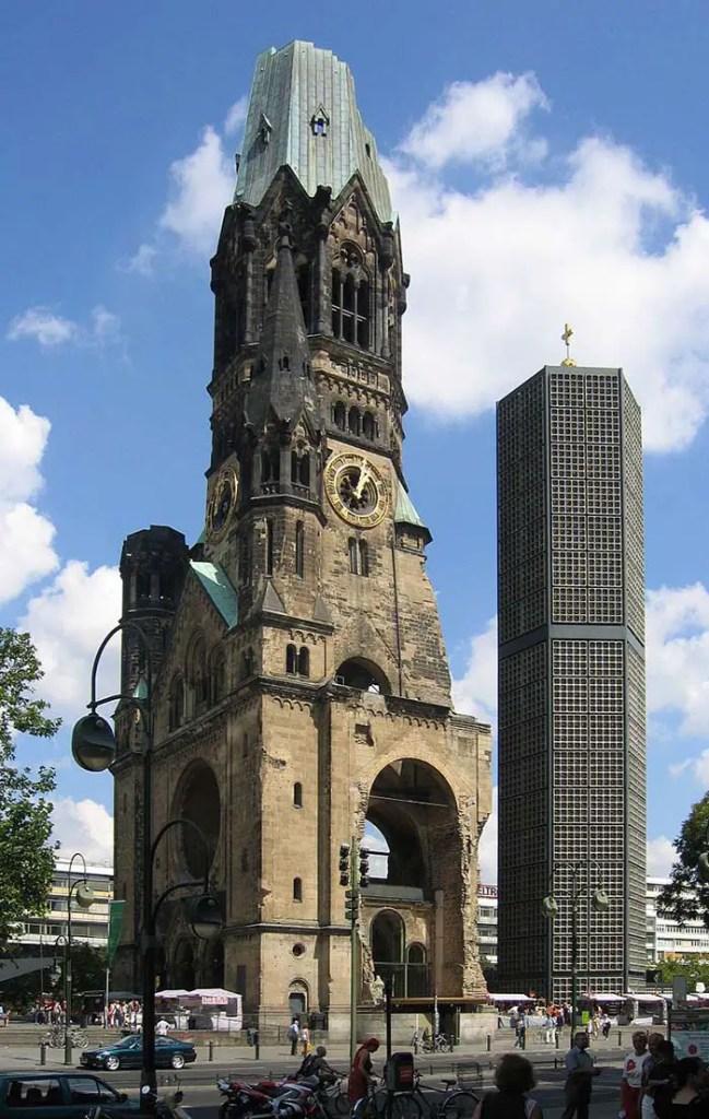 ruines de Berlin