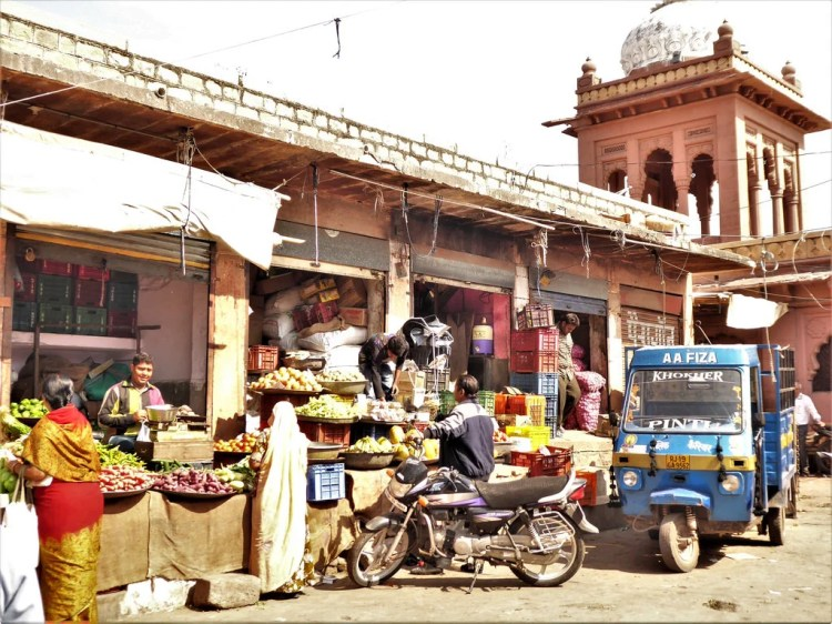 inde marché photo