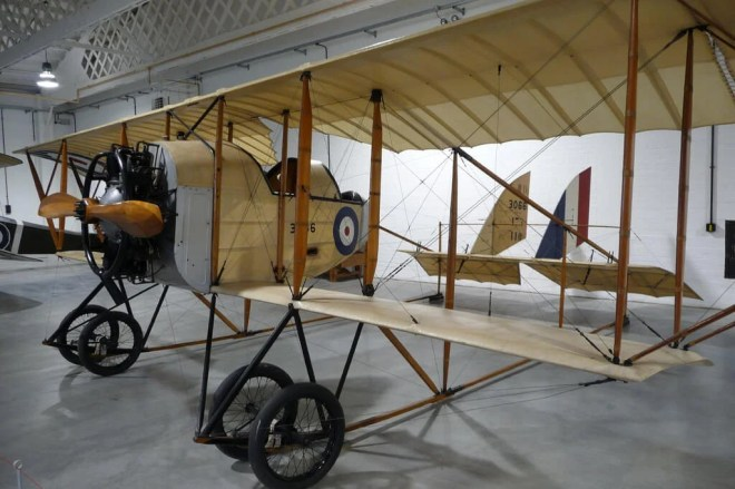 caudron g3 photo