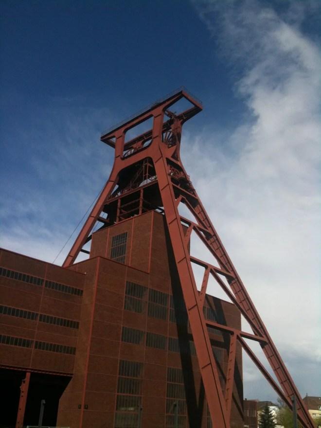mine charbon photo