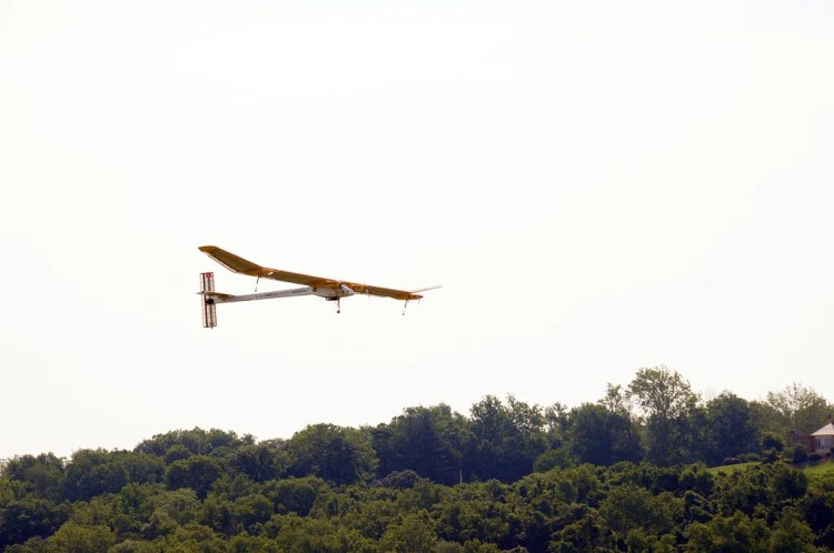solar impulse photo