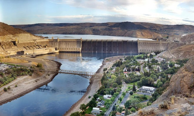 Barrage de Grand Coulee