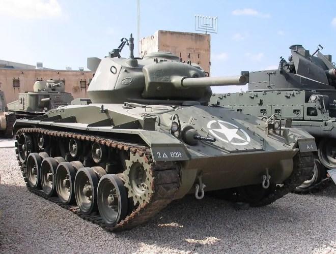 char américain 1945