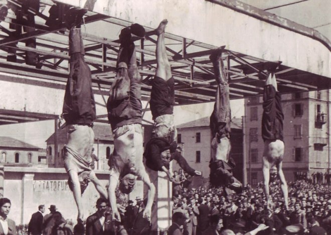 Mussolini Petacci