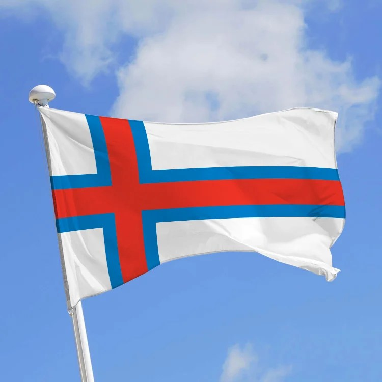 drapeau iles féroé