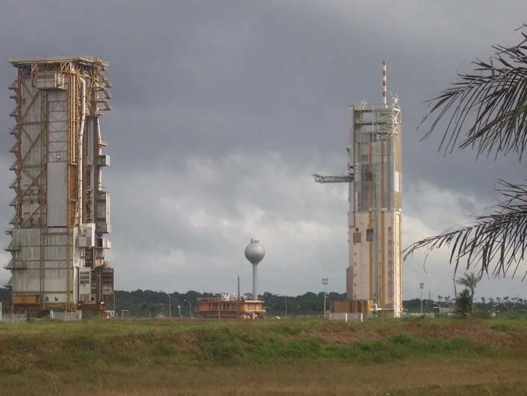 lancement kourou