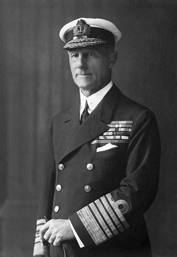 amiral jellicoe