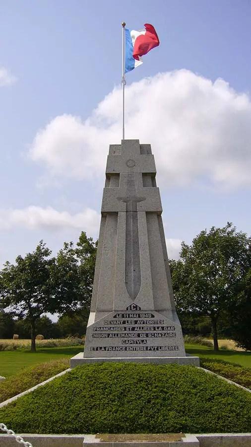 capitulation allemande saint nazaire