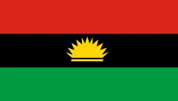 drapeau biafra