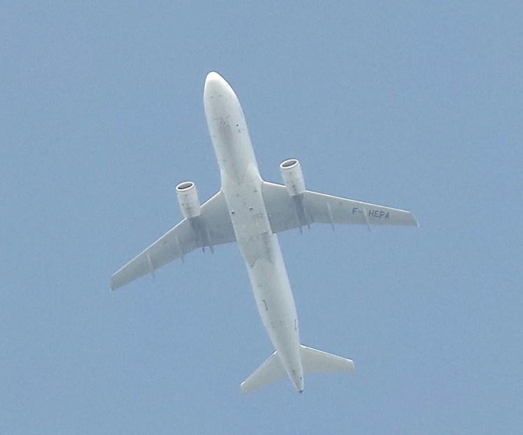 airbus A320 air france photo