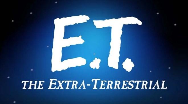 ET extra terrestre spilberg
