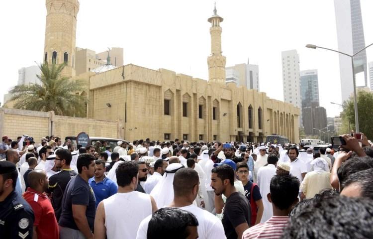 mosquée koweit