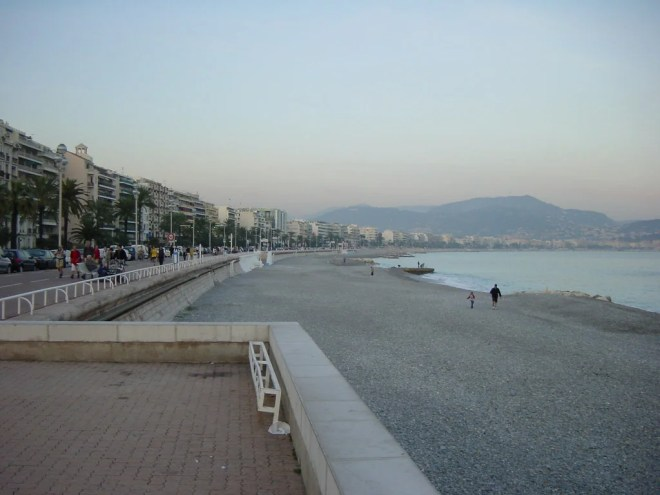 promenade des anglais photo