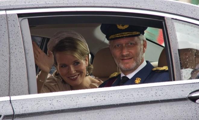 philippe roi des belges photo