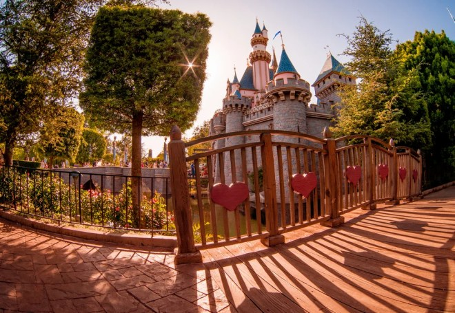 disneyland california photo