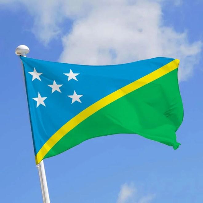 drapeau iles salomon