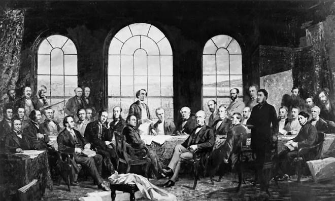 pères de la constitution canada