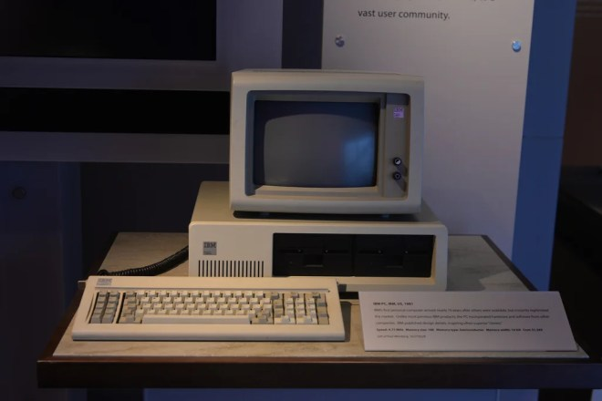 ibm pc photo